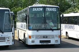 Saxon Tour Bus