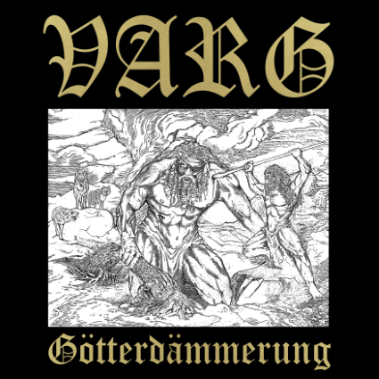 Varg EP Cover