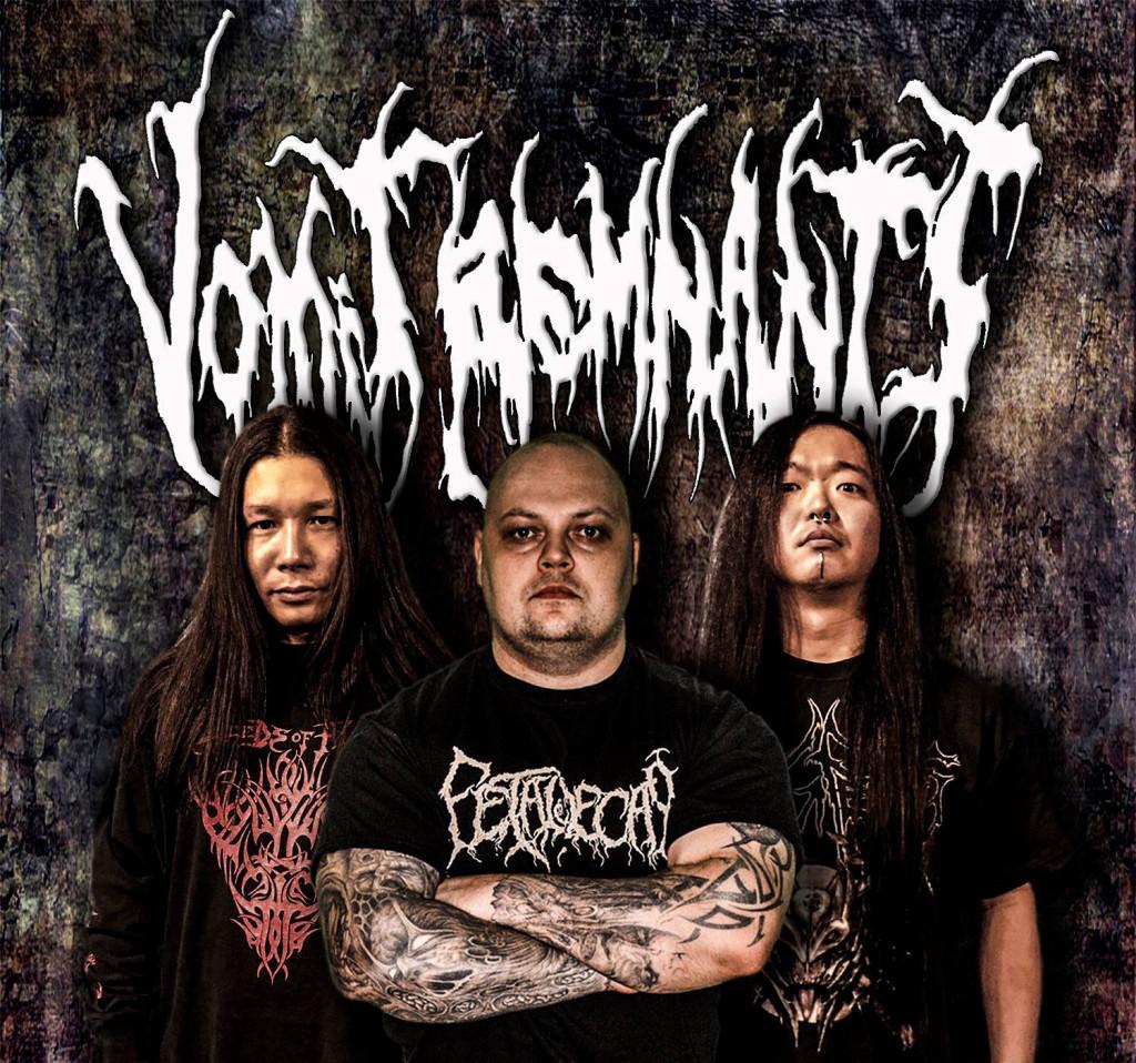 Vomit Remains