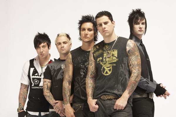 Avenged Sevenfold 2007
