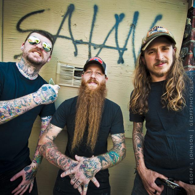 Black Tusk (2011)