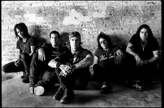 Buckcherry (2012)
