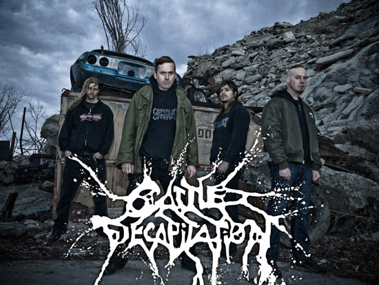 Cattle Decapitation (2014)