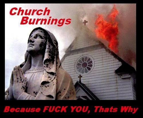 Church Burnings