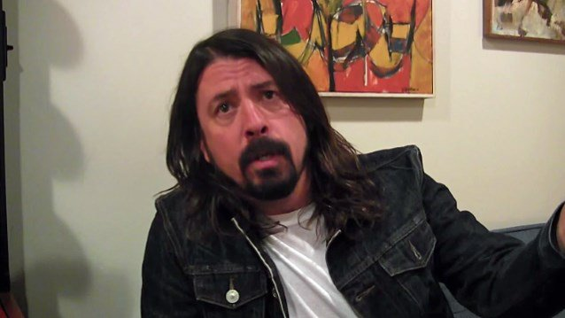 Dave Grohl Interviews His Mom About Raising a Rock Star