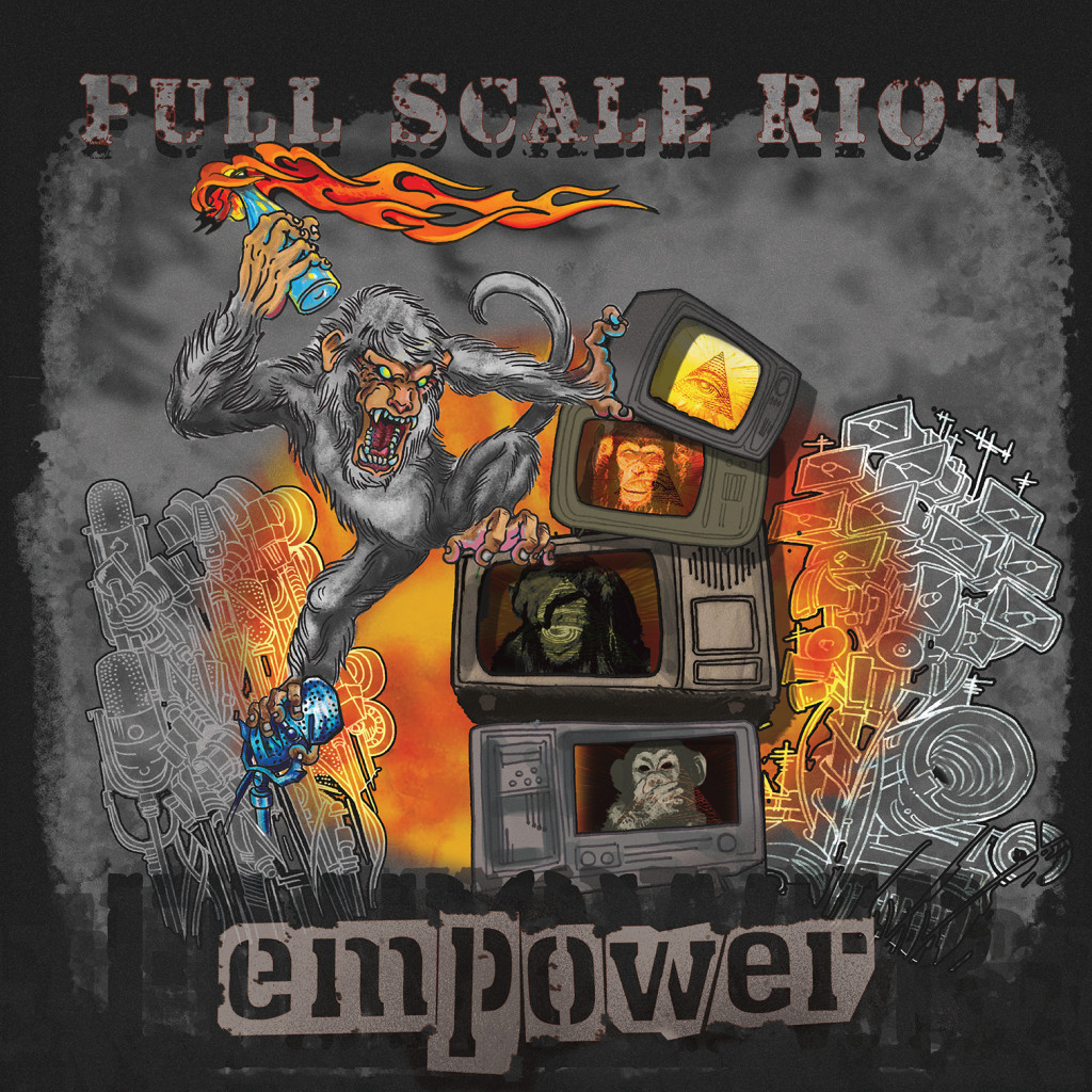 Full Scale Riot