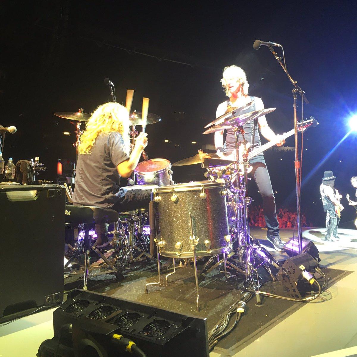 Guns N Roses Steven Adler 2016