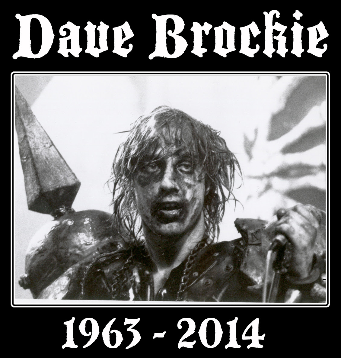 Gwar Dave Brockie