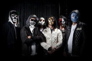 Hollywood Undead (2012)