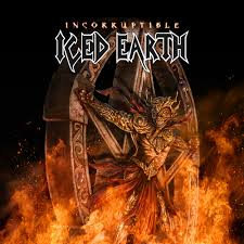 Iced Earth Album Cover