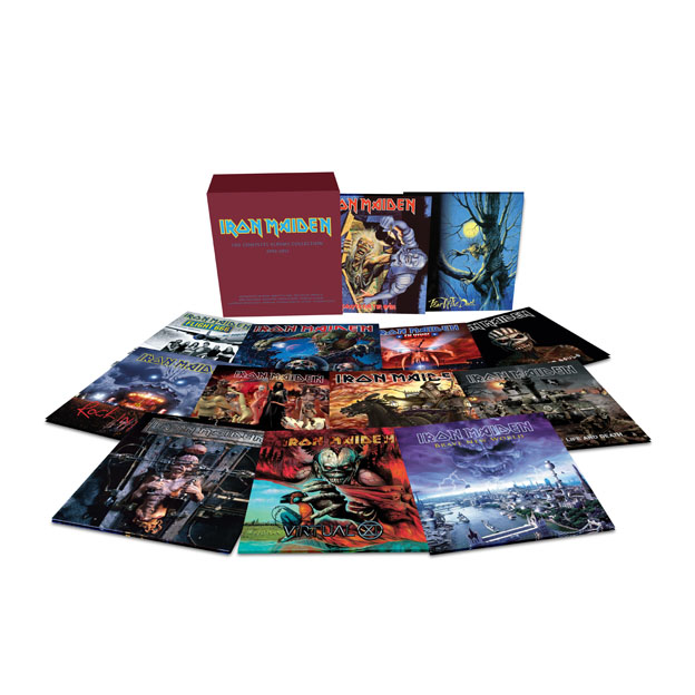 Iron Maiden Re-Issues