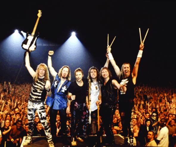 Iron Maiden (2005)