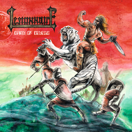 Legionnaire Album Cover