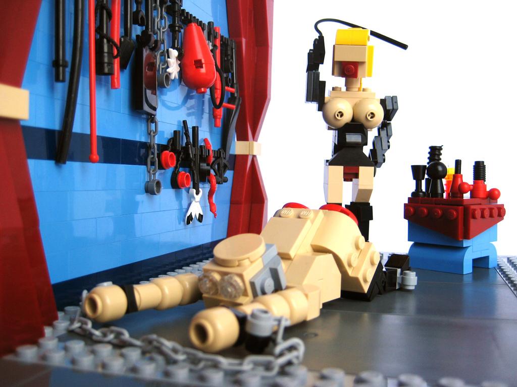 Lego BDSM