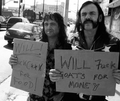 Lemmy Is Disappointed With Todays Youths - The Gauntlet Heavy ...