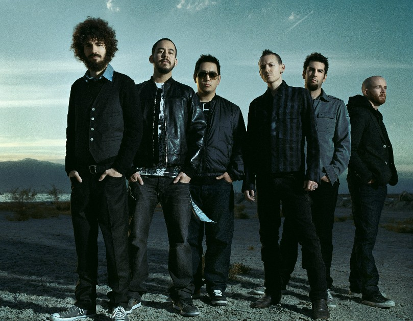 Linkin Park (2008 credit James Minchin)