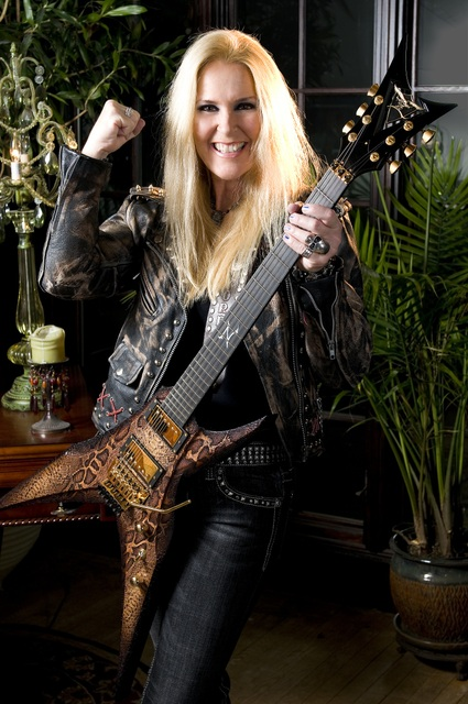 Lita Ford (2012)