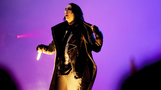 Marilyn Manson (Reuters)