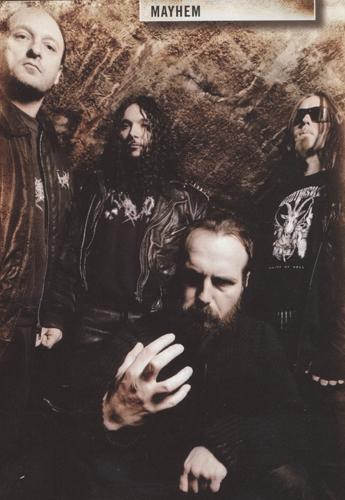 Mayhem (2006)