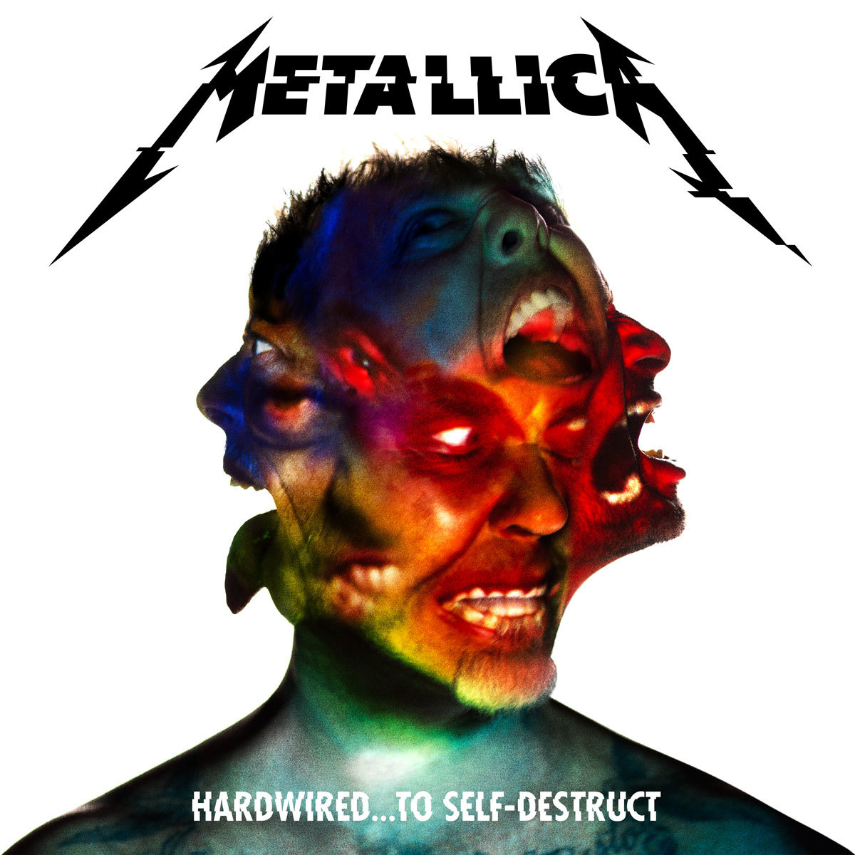 metallica hardwired album cover