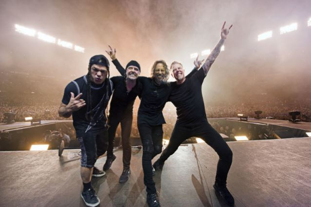 Metallica Promo Show