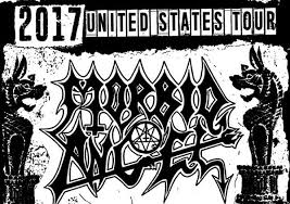 Morbid Angel Tour Story