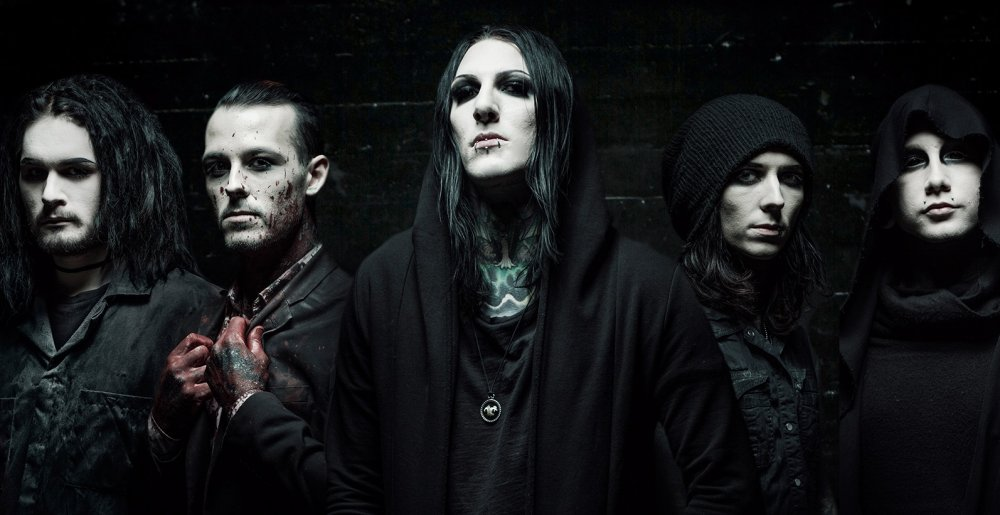 Motionless in white tour dates in Auckland
