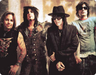 Motley Crue (2008)