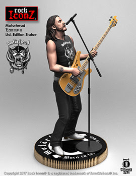 Motorhead Statue