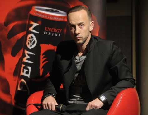 Nergal Demon Energy Drink