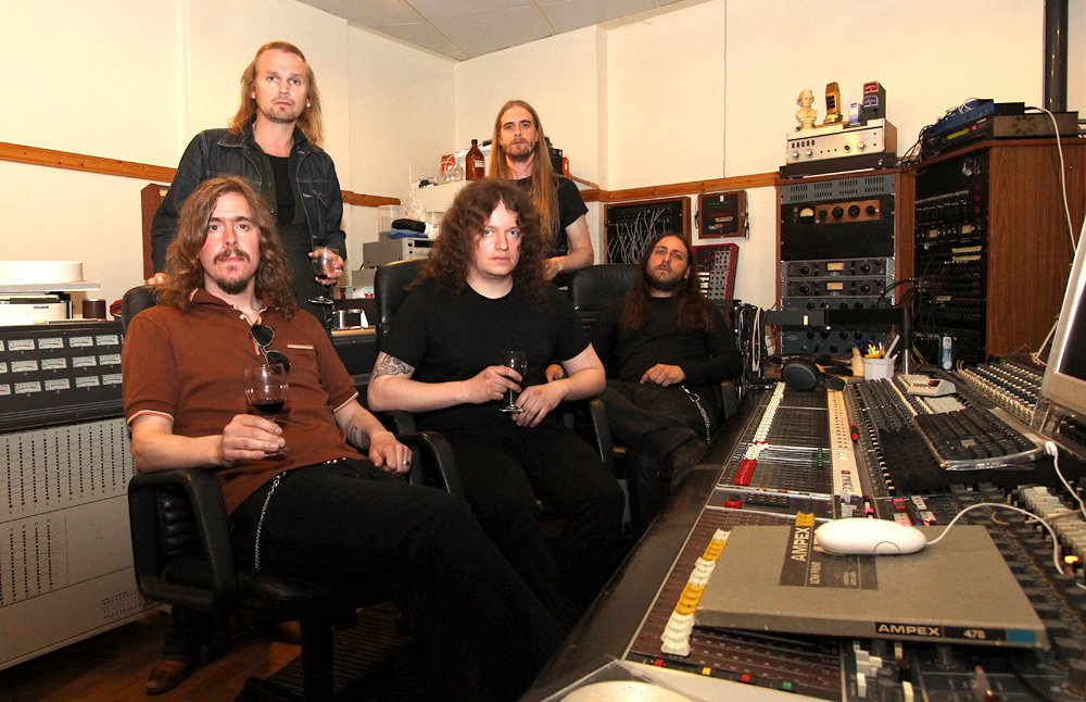 Opeth (Studio 2011)