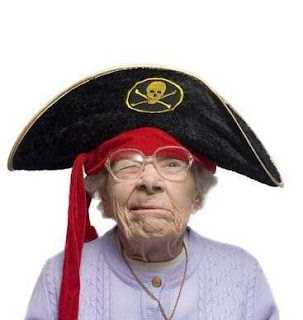 Pirate Granny