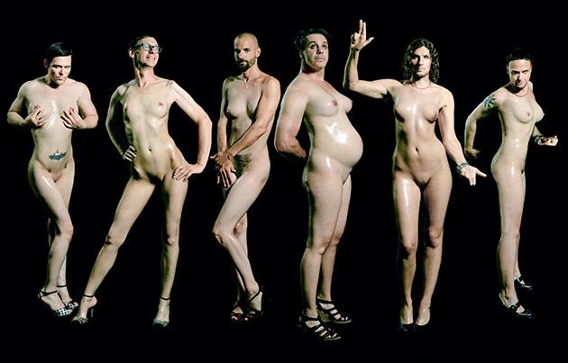 Rammstein sexy (2009)