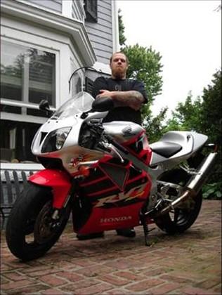 Rob Dukes (Honda Motorcycle)