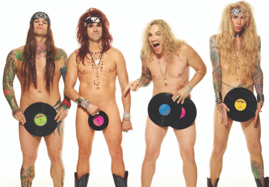 Steel Panther (2011)