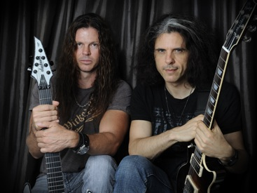 Alex Skolnick and Chris broderick