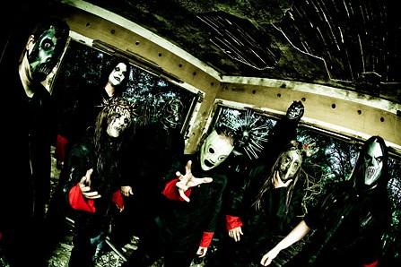 Kerrang! Slipknot stock photo: 106421560 alamy.