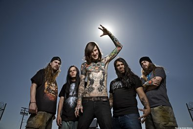 Suicide Silence (2012)