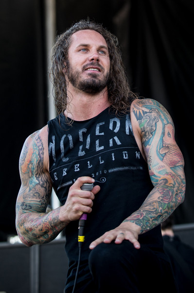 Tim Lambesis As I Lay Dying