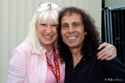 wendy ronnio james dio