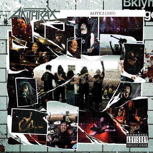 - Anthrax - Alive 2:The Music