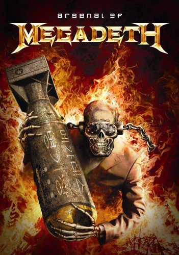 - Arsenal Of Megadeth DVD