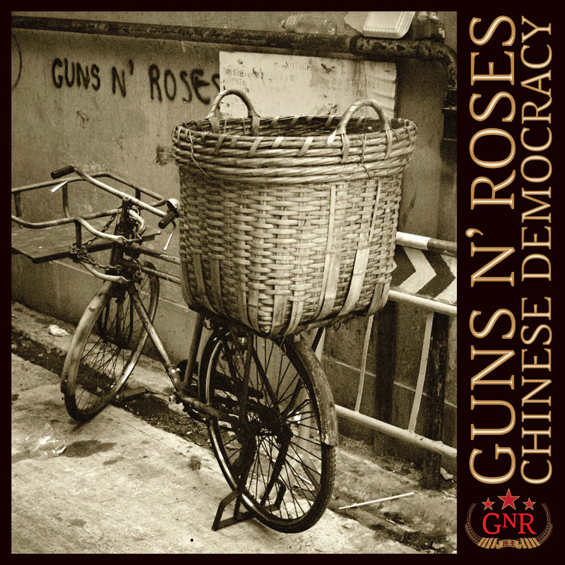 - Chinese Democracy
