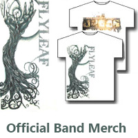 Buy Flyleaf T-shirts