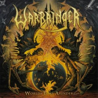 warbringer album cover