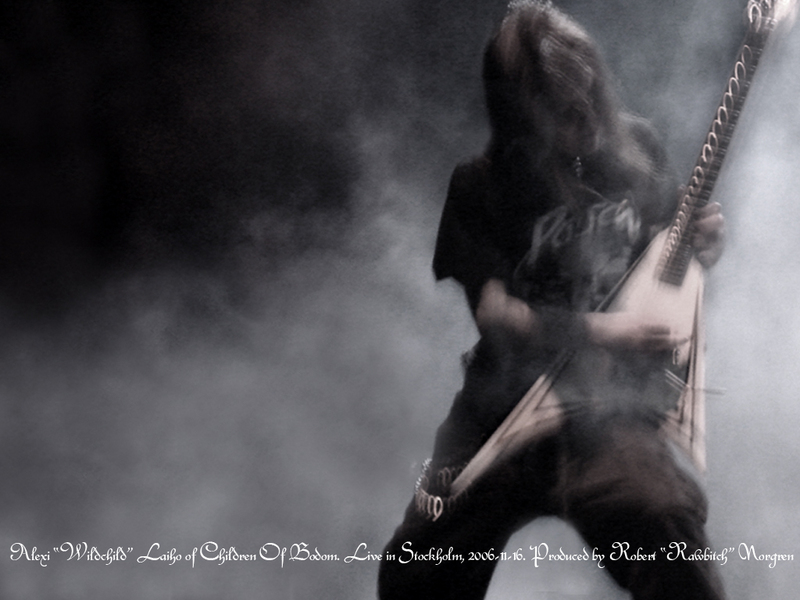 children of bodom wallpaper. Children Of Bodom Wallpaper