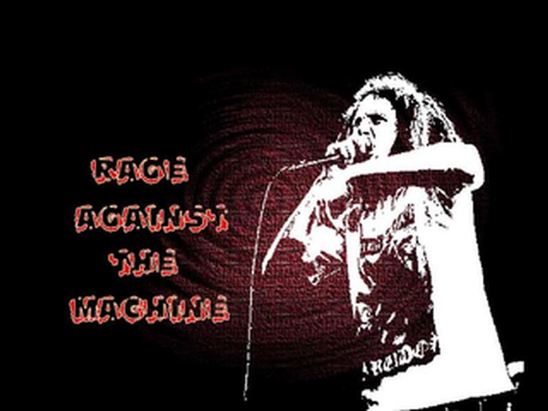 rage against machine wallpaper. Rage Against The Machine: 6